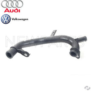 For Audi A3 Q3 TT Quattro VW Beetle CC Eos GTI Jetta Passat Coolant Pipe Genuine