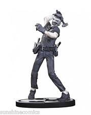 Batman Black and White The Joker Statue by Greg Capullo NEW SEALED