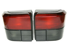 VW T4 BUS 90-04 BUS REAR SMOKED LAMP LIGHT LEFT + RIGHT SET PAIR NEW