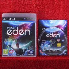 Child of Eden-PlayStation 3 PS3 ~ 7+ Spostare Compatibile!