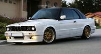 BMW E30 M-TEC M POWER FRONT BUMPER SPOILER / SKIRT