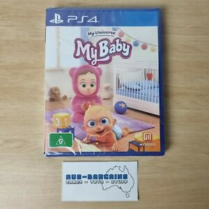 My Universe - My Baby - NEW + SEALED - PS4 PlayStation 4 AUS