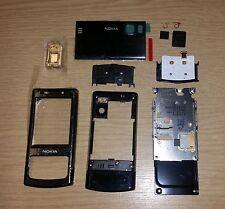 Nuevo Original Nokia 6500s 6500 slide fascia Funda Carcasa SIM Lector