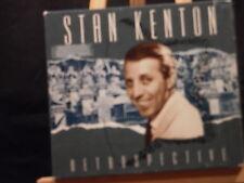 Stan Kenton-Retrospective 4 CD-Box