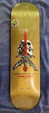 powell peralta Gold Skull & sword 2014