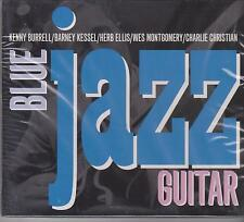 BLUE JAZZ GUITAR - VARIOUS ARTISTS on 2 CD's - NEW -