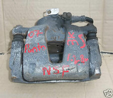 FIAT GRANDE PUNTO 07-10 NEARSIDE FRONT BRAKE CALIPER ( SOLID DISC TYPE )