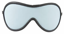 """Blindfold Shades of Baby Blue Genuine Leather """"NEW"""""""