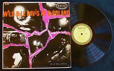 WILD BILL DAVIS AT BIRDLAND-JAZZ ALBUM-EPIC #LN 3118