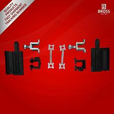 8 Pcs Sunroof Slider Guide Rail Set Left AND Right Side for BMW 3 E36 1992-1999