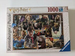 New Sealed Ravensburger: Harry Potter vs Voldemort 1000 Piece Puzzle