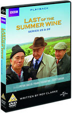 Last of the Summer Wine: The Complete Series 25 and 26 [DVD]