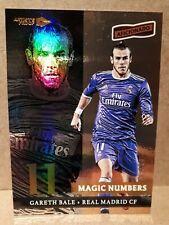 2016-17 Panini Aficionado Soccer Gareth BALE MAGIC NUMBERS 06/49 Real Madrid CF