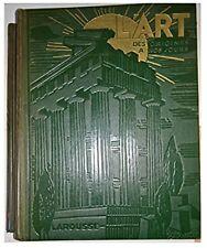 L'art des origines à nos jours. 2 volumes Larousse