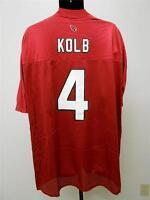 New (flaws) Arizona Cardinals Kevin Kolb #4 Mens sizes L-XL Jersey