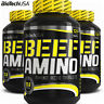 Beef AMINO ACIDS 120 Tablets BCAA Whey Protein Bodybuilding Dietary Supplement