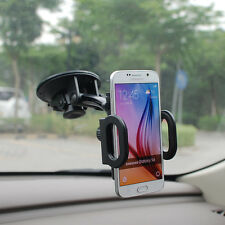 Windshield Car Mount Holder Rotating Suction For Samsung Galaxy S6/S7/S7 Edge/S8