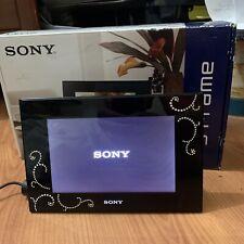 "Sony DPF-D72N S-Frame 7"" Digital Photo Frame"