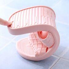 Women Men Plastic Sandals Shoes Shower Bath Slippers Non-Slip Bathroom Indoor