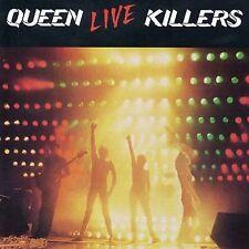 Queen Live Killers CD 2003 2 Discs EMI Bonus Tracks Remaster