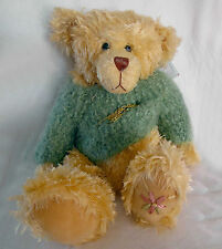 """Brooklyn - Settler Bear - 44cm (17"""") - I am looking for someone to cuddle me."""