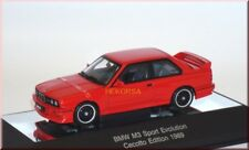 BMW M3 Sport Evolution Cecotto Edition E30 1989 rot red rouge AUTOart 50566 1:43