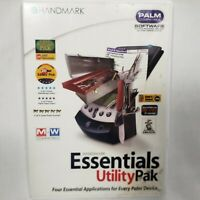 Essentials Utility Pak 4 Essential Applications for Every Palm Device Palm softw