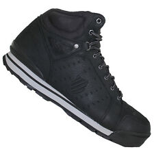 aeb57c9853eb85 K-Swiss Norfolk Men s Shoes Outdoor BOOTS High Top Trainers 05081 Hoke  Black UK 8