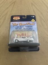 "1958 CHEVY IMPALA ORIGINAL TOY COMPANY ROUTE 66  ""GET YOUR KICKS""  1:64 AMARILLO"