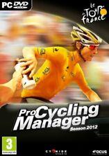Pro Cycling Manager Tour De France 2012 (PC DVD).