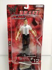 "2002 Jakks Pacific WWE Raw Draft ""Steven Richards"" Action Figure,ovp"