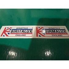 Birmalux rim decals
