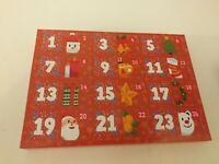 Highly Scented Wax Melt Advent Calendar 12/24 days