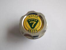 Caterham Super 7 Billett Alloy Oil Filler Brand New With Caterham 7 Logo