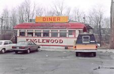 "Dorchester MA Englewood Diner 4 x 6"" Photograph"