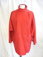 Unbranded Women's Wool Blend Knee Length Button Coats & Jackets