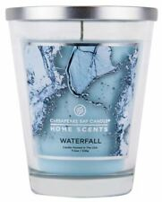 Chesapeake Bay Home Scents Jar Candle-Waterfall 11.5 oz (Clean Fresh Scent) NEW