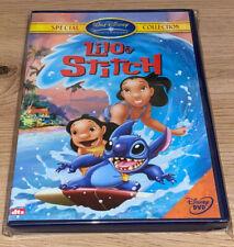 DVD Walt Disney Special Collection Lilo & Stitch