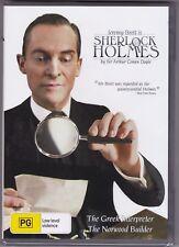 Sherlock Holmes - The Greek Interpreter/The Norwood - DVD (Brand New Sealed) R4