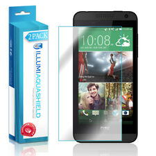 2x iLLumi AquaShield Crystal HD Clear Screen Protector Shield for HTC Desire 601