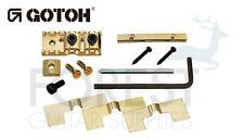 Gotoh FGR2 Floyd Rose® style top mount locking nut, gold