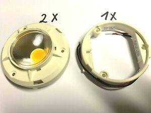 2 x Helieon, 180081-2320, MOLEX, 3000K, 1040lm, Warm-Weiss, 1 Sockel 180080-0000