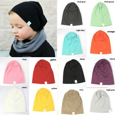 Newborn Hat Toddler Kids Baby Infant Winter Warm Coft Cotton Soft Cotton Cap NEW