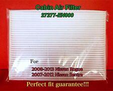 C25864 PREMIUM Cabin Air Filter for 08-13 Rogue & 07-12 Sentra CF10550 CAF1849