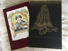 Terry Pratchett Discworld SMALL GODS Slipcase Folio Society Collectors Edition
