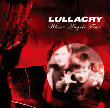 Lullacry-Where Angels Fear CD In the vein of Lacuna Coil and Sentenced