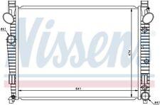 Radiator-GAS, Auto Trans Front Nissens 62772