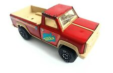 """Vintage Tonka 7"""" Red Pick Up Truck"""