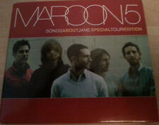 Maroon 5 – Songs About Jane CD 2005 Tour Edition Digipak Digipack (Poster+4Live)