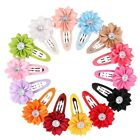 Mix Color Grosgrain Ribbon Covered BB Clip for Baby Girls Diy Hair Accessories